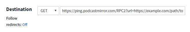 Programmatically Refresh Podcast Mirror Feeds - Podcast Mirror